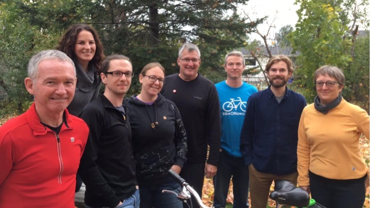Bike Ottawa Board of Directors